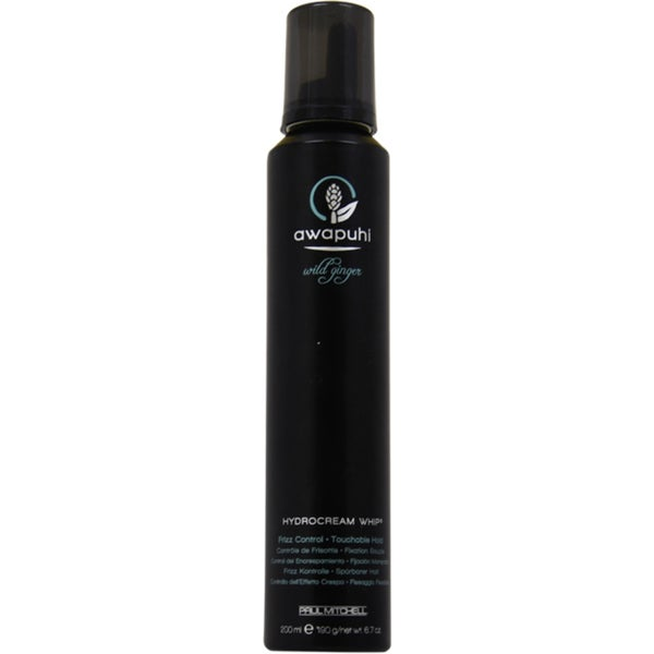 Paul Mitchell Awapuhi Wild Ginger Hydrocream Whip 6.7-ounce Styling Cream