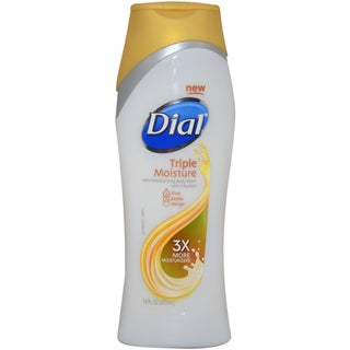 Dial Triple Moisture 16-ounce Body Wash