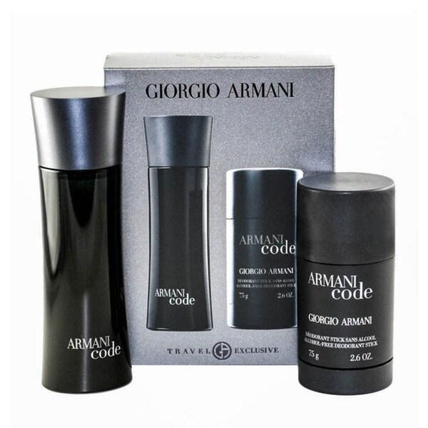 Giorgio Armani Code Men's 2-piece Gift Set