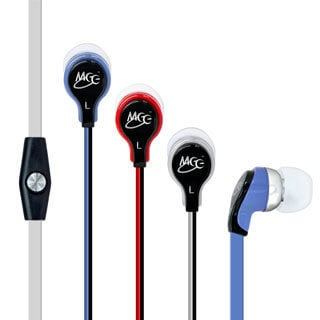 MEElectronics RX12P In-Ear Headphones with Inline Microphone