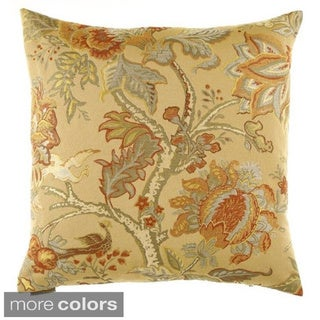 Tree Of Life Decorative Down Fill Throw Pillow