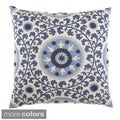 Tribal Thread Decorative Down Fill Throw Pillow