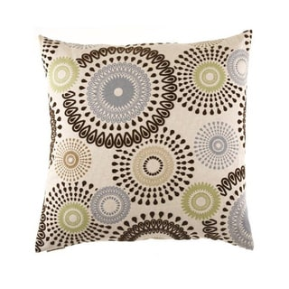 Decorative Down Fill Throw Pillow
