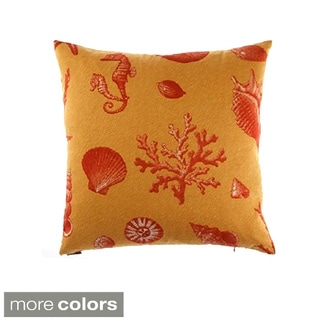 Big Sur Down Filled Decorative Throw Pillow