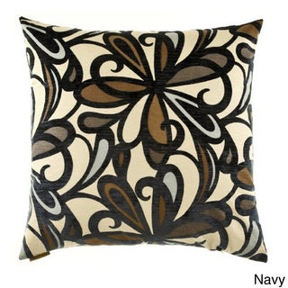 Fanfare Decorative Down Fill Throw Pillow