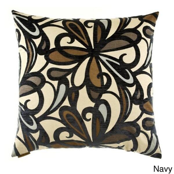Fanfare Decorative Down Fill Throw Pillow