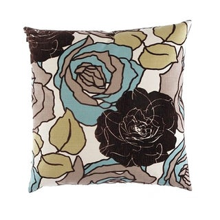 Secret GardenDecorative Throw Pillow