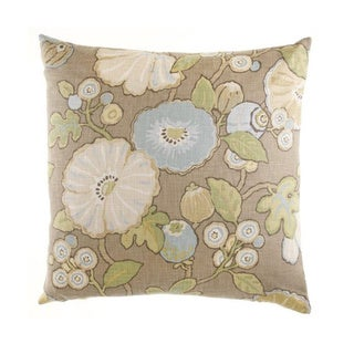 Hip Cotton Decorative Down Fill Throw Pillow