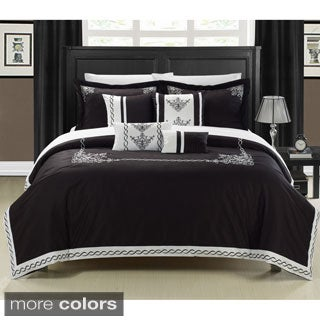 Athens 7-piece Cotton Comforter Set