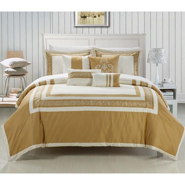 Venice 7-piece Cotton Comforter Set