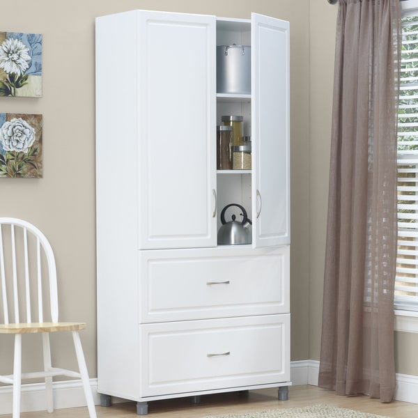 Altra SystemBuild 2-door Combination Storage Unit