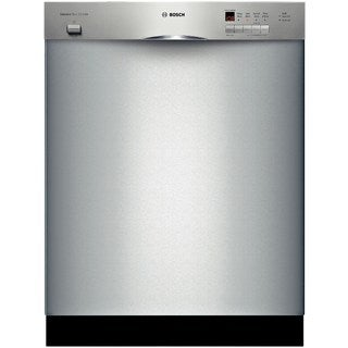 Bosch Full Console Stainless Steel Dishwasher