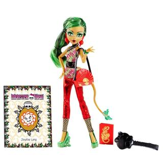 Monster High Scaremester Jinafire Long