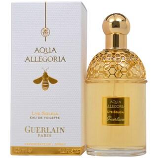 Guerlain Aqua Allegoria Lys Soleai Women's 4.2-ounce Eau de Toilette Spray