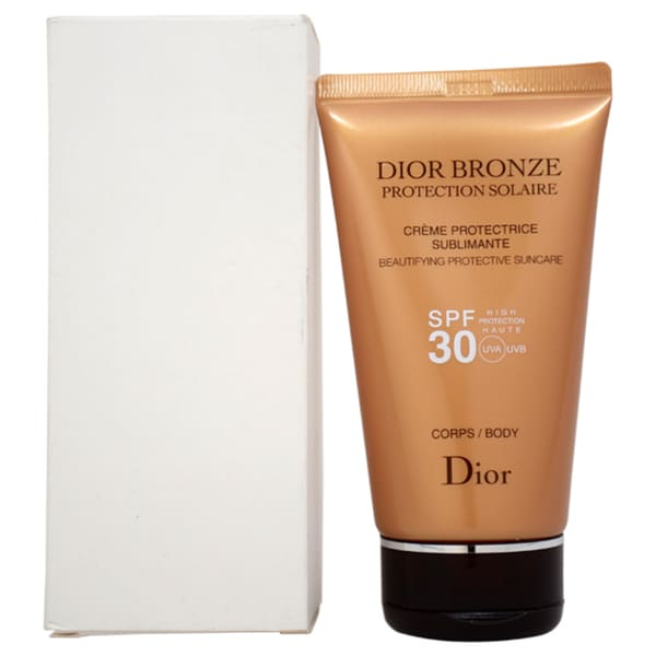 Dior Bronze Beautifying Protective Body 5.4-ounce Suncare