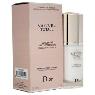 Dior Capture Totale Multi-Perfection Concentrated 1-ounce Serum