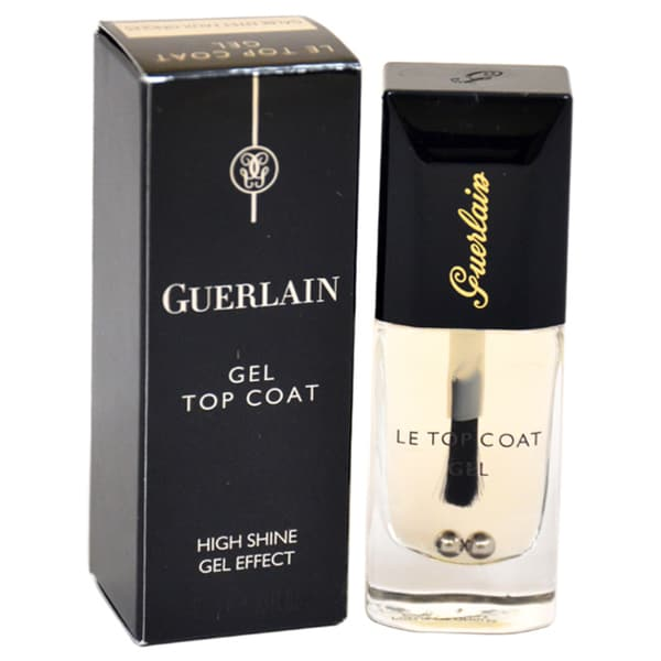 Guerlain Gel Top Coat Galbe Effet Faux Ongles Nail Polish
