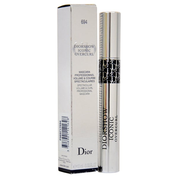 Dior Diorshow Iconic Overcurl Brown Mascara