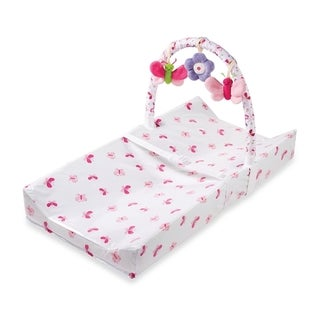 Summer Infant Flower Flutter Change Pad