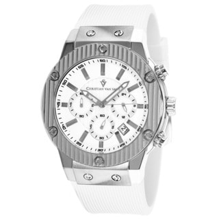 Christian Van Sant Men's Monarchy Watch