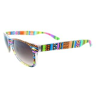 Fantaseyes 'Amigo' Aztec Print Plastic Sunglasses