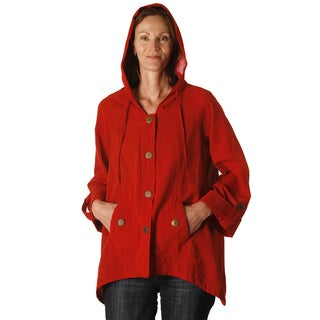 Hooded Women's Tyler Jacket (Nepal)