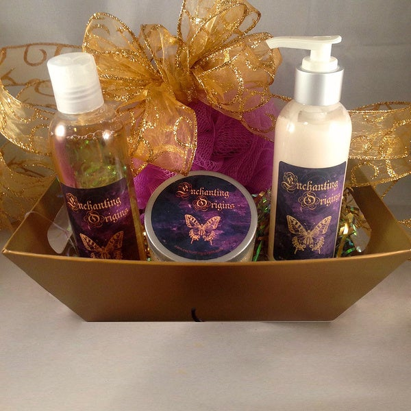 Rejuvenating Gift Basket