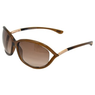 Tom Ford Women's 'TF8 Jennifer 692' Honey Fashion Sunglasses