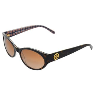 Tony Burch Women's TY 7038 104313 Tortoise/Orange 4T 57-18-135 mm Sunglasses