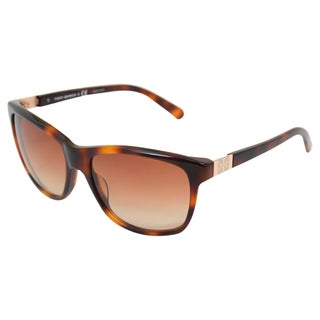 Tory Burch Women's TY 7031 936/13 Amber Tortoise 57-16-130 mm Sunglasses
