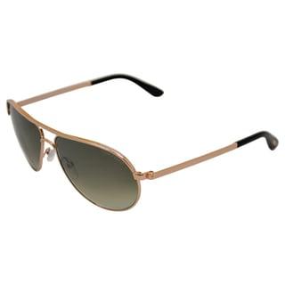 Tom Ford Men's TF144 Marko 28P Rose Gold 58-13-140 mm Sunglasses