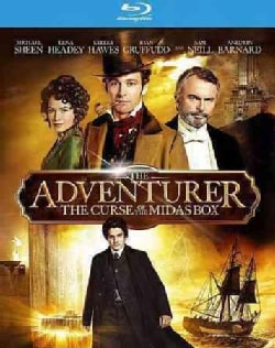 The Adventurer: The Curse Of The Midas Box (Blu-ray Disc)