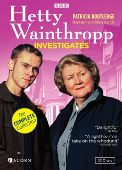 Hetty Wainthropp Investigates: The Complete Collection (DVD)