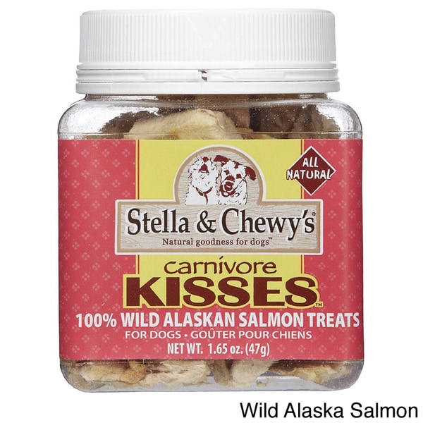 Stella and Chewys Carnivore Kisses