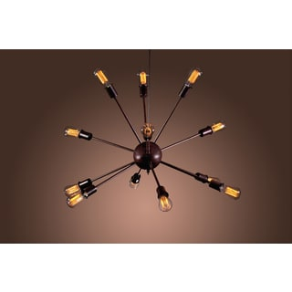 Warehouse Tiffany's Jackstone Chandelier