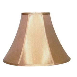 French Beige Bell Lamp Shade