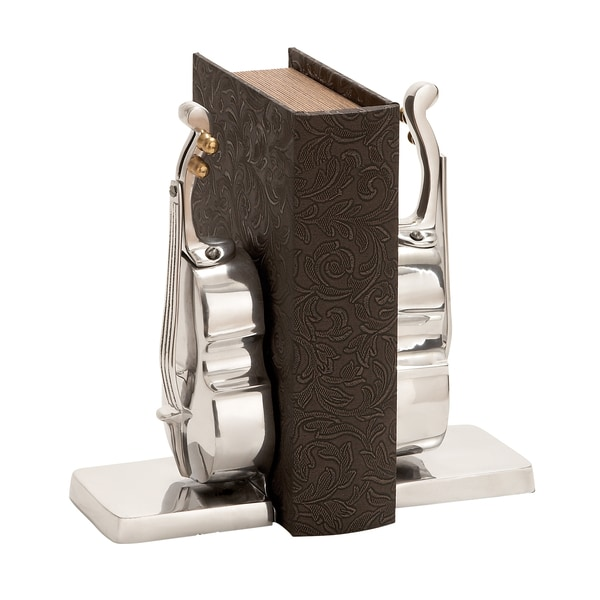 Cello Aluminum Bookends (Set of 2)