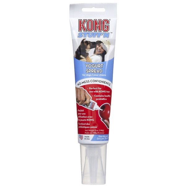 Kong Stuff'n Yogurt Pet Toy Spread
