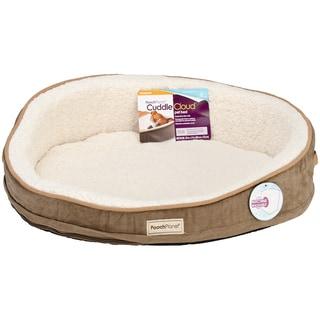 Poochplanet Cuddle Dog Bed