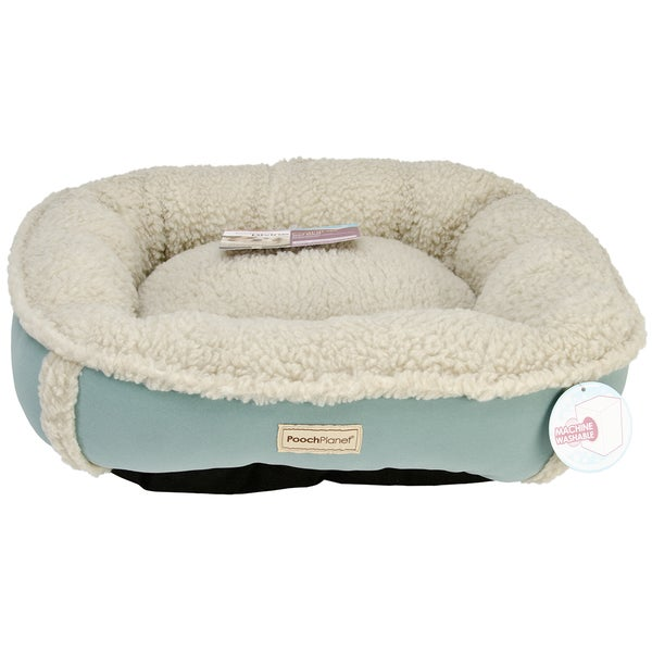 pooch planet dog bed memory foam 1