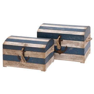 Coastal Striped Trunks (Set of 2)