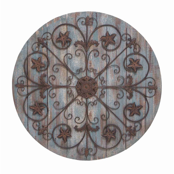Round Wall Art Decor : Round wall decor  overstock ping