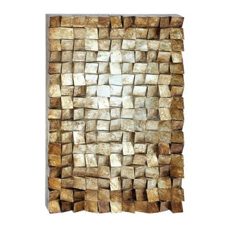 Natural Wood Wall Art