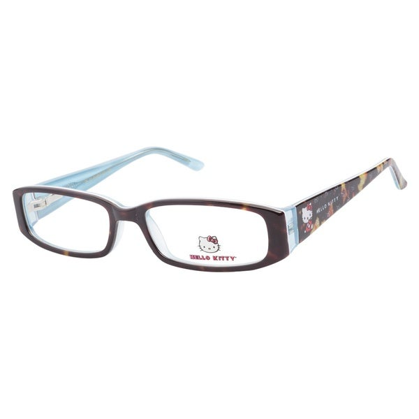 Hello Kitty HK218 1 Demi Prescription Eyeglasses