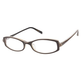 Jones New York J724 Brown Gradient Prescription Eyeglasses