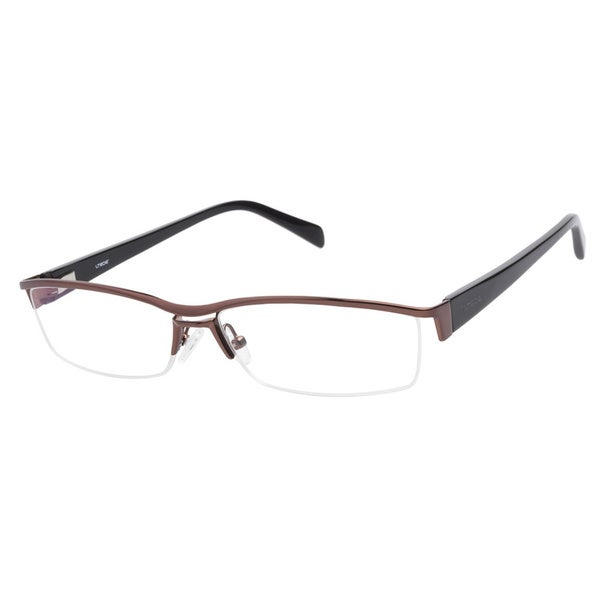 Ltede 1092 Brown Prescription Eyeglasses