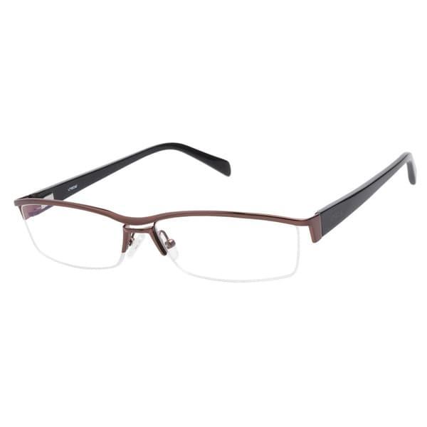 Ltede 1092 Brown Prescription Eyeglasses