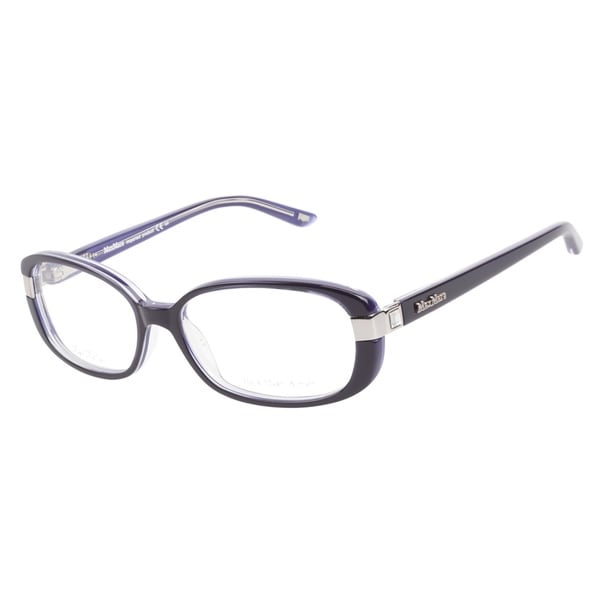 MaxMara MM1131 6RL Purple Blue Prescription Eyeglasses