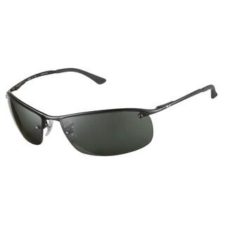 Ray-Ban 3183 006 71 Matte Black Sunglasses