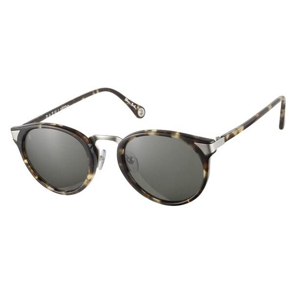 Raen Nera Brindle Tortoise 52 Sunglasses